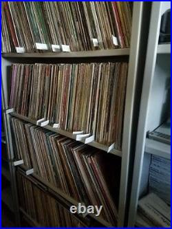 Huge Record Collection 940 Records Sorted Alphabetically