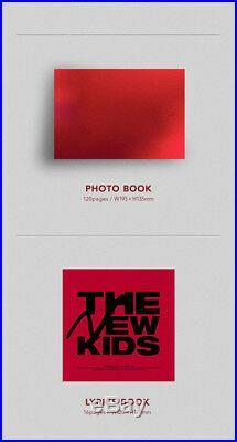 IKON REPACKAGE THE NEW KIDS Album RANDOM 2CD+PhotoBook+Card+Sticker+etc