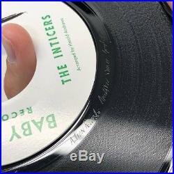 INTICERS Baby Luv Rare 1968 Original Northern Soul 45 FREE WORLDWIDE FEDEX