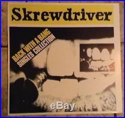 ISD Skinhead Vinyl Lp White Label Test press 5 MadeVery RarePunk & Oi Rock