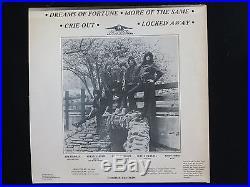 Iron Hawk To The Point! 1983 Chrome Records 12 33rpm Vinyl Record LP M