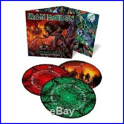 Iron Maiden From Fear To Eternity The Best Of 1990-2010 3 Lp Vinyl New+ LIMI