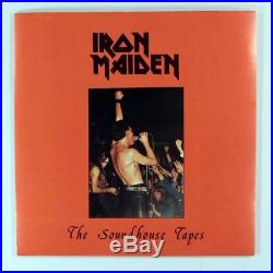 Iron Maiden The Soundhouse Tapes (Original UK 7 EP) Near Mint Vinyl & Sleeve