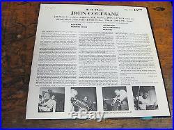 JOHN COLTRANE Blue Trane LP BLUE NOTE 1577 47 W mono DG orig RVG VG++ WOW