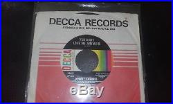 JOHNNY CASWELL You Don't Love Me Anymore / I. O. U original copy NORTHERN SOUL