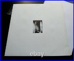 JOY DIVISION Unknown Pleasures 1979 UK FACTORY 1st PRESS VINYL LP MINT