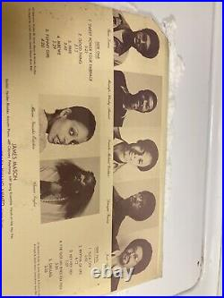 James Mason Rhythm Of Life Rare Jazz Soul Funk LP Chiaroscuro ORIGINAL Sealed