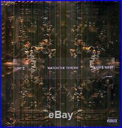 Jay-Z / Kanye West Watch the Throne New Vinyl LP