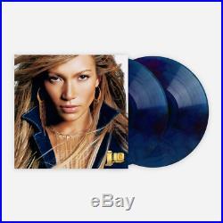 Jennifer Lopez J Lo Exclusive VMP Blue & Brown/White Galaxy 180g Vinyl LP Bundle