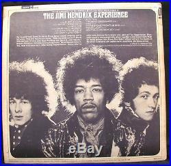 Jimi Hendrixare You Experiencedrare Reprise Promo Wlp Monopsych Monster Lp