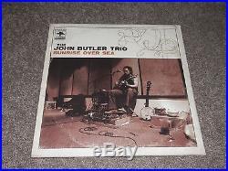 John Butler Trio Sunrise Over Sea Brown 2LP Vinyl Record 988/1000 SEALED