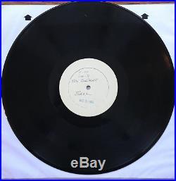 John Coltrane A Love Supreme original mono Test Pressing LP
