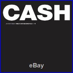 Johnny Cash American Recordings Vinyl Box Set Vinyl New