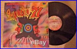 Jorge Garcia Y Su Impacto 71 Records Guaguanco Legado Divino Rare