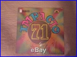 Jorge Garcia Y Su Impacto 71 Records Guaguanco Micris Sealed Rare