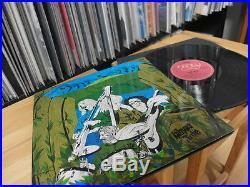 KAHVAS JUTE Wide Open LP RARE Aussie HEAVY PROG PSYCH MINT 1971