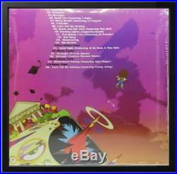 Kanye West Graduation 2LP Limited Edition Purple Color Wax Vinyl Record