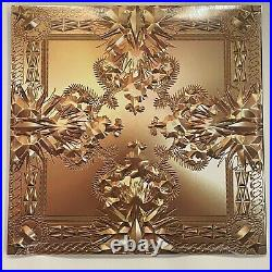 Kanye West x Jay Z Watch The Throne 2LP Vinyl Limited Black 12 Record