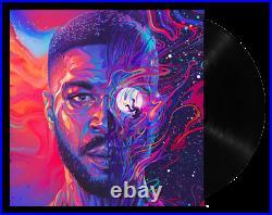 Kid Cudi Man On The Moon III The Chosen Lp Black Vinyl Pre-sale Ships October