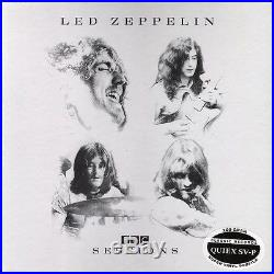 LED ZEPPELIN BBC Sessions SEALED 4 Vinyl Box CLASSIC RECORDS Quiex SV-P 200g