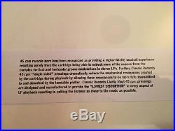 Led Zeppelin I 200 Gram Classic Records 45rpm 4lp Unreleased Clarity Vinyl