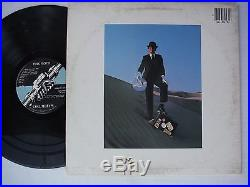 LP, Pink Floyd, Wish You Were Here, Vinyl Record