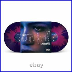 Labrinth EUPHORIA Purple Splatter Vinyl 2X LP HBO Score SOLD OUT New SHIPS TODAY