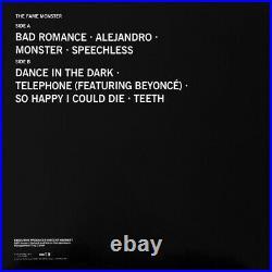 Lady Gaga The Fame Monster LP Silver Coke Bottle Clear Vinyl Box Set Ships Now