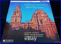 Lalo Symphonie Espagnole Leonid Kogan Columbia SAX 2329 ED1 LP