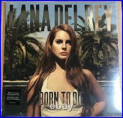 Lana Del Rey Born To Die The Paradise Edition vinyl 3 LP box set NEWithSEALED