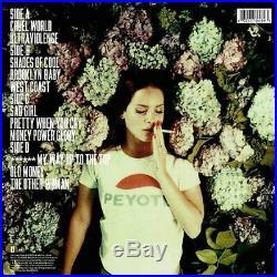 Lana Del Rey Ultraviolence limited BLUE / VIOLET 2 LP SEALED