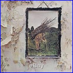 Led Zeppelin I II III IV 1 2 3 & 4 Remastered 4 x 180gm vinyl LPs NEWithSEALED
