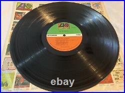 Led Zeppelin II RL Robert Ludwig cut VG/VG Atlantic SD 8236 Super clean record