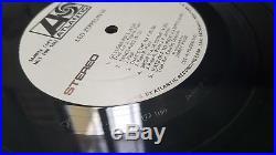 Led Zeppelin III Promo LP MEGA RARE MO Version- road case turquoise final option