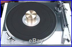 Lenco L75 Vinyl Record Disc Stabilizer Turntable Brass Clamp Puck 1.2KG Copper