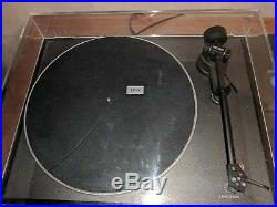 Linn Basik Hi-Fi Record Vinyl Turntable Deck with Linn Atiko Tonearm, linn k5