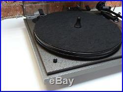 Linn Basik LV X Tonearm & Revolver Vintage Record Vinyl Player Deck Turntable