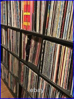 Lot Of (100) 12 Singles 80s-90s Pop/Dance/Disco/Boogie/RnB Huge DJ Collection