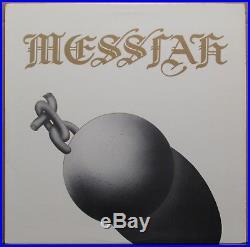 MESSIAH GOING INSANE VINYL LP rare CHRISTIAN HEAVY METAL 1985 ORIGINAL PRESS