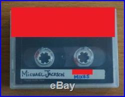 MICHAEL JACKSON 15 unreleased studio mixes (incl. Material never heard before!)
