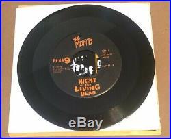 MISFITS (Night Of The Living Dead) 7 KBD Samhain Glenn Danzig Black Flag