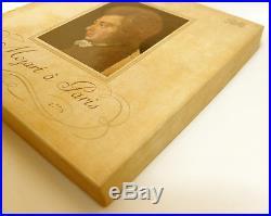 MOZART A PARIS OUBRADOUS PATHE DTX 191/7 7xLPs box FRENCH ORIGINAL