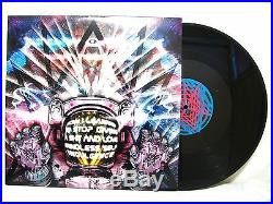 MSI Mindless Self Indulgence How I Learned to. Kickstarter Vinyl LP Record NM