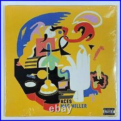 Mac Miller Faces 2LP Vinyl Limited Black 12 Record