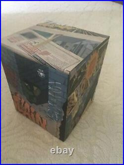 Madvillain Figure With Madlib and Doom Avalanche 45 Vinyl