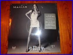 Mariah Carey #1's vinyl LP record sealed NEW RARE