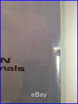 Marilyn Manson Mechanical Animals vinyl 2 LPs OOP Sealed Back to Black READ
