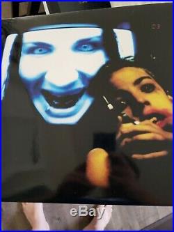 Marilyn Manson Portrait Of An American Family Green Vinyl LP