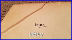 Mega Rare 50 Copies Only! Pink Floyd Pinky Lp Live In Hamburg 12.3.70
