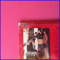 Metal Merchant S/T LP 1986 SEALED! Private Press Hard Rock Heavy Metal NWOBHM